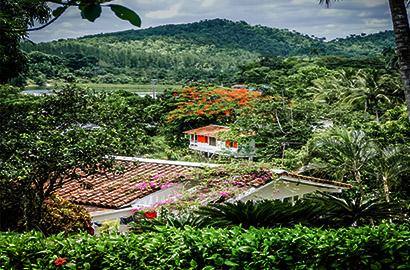 Las Terrazas community, an authentic destination in west Cuba featured in our tours to Cuba!