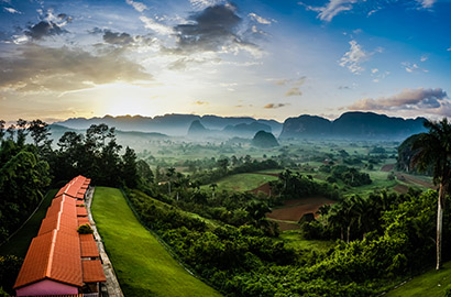 Vinales Valley, Support for The Cuban People Tours & Travel
