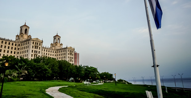 Picture Of Cuba S National Hotel