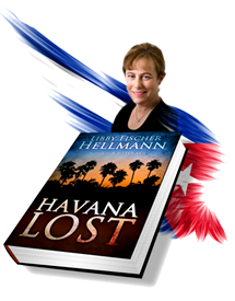 Havana Lost, a Book by Hellman at the Havana Book Fair