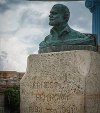 Hemingway Cuba Travel 2014.