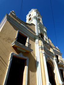 Authentic Cuba Attraction: The Manaca Iznaga Tower.