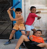Barrio Habana Community Project, Support for The Cuban People Tours & Travel