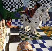 Children Playing in Jaimanitas, Cuba