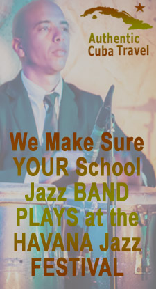 Request Jazz Tour