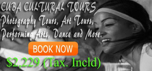 Cuba Cultural Tours