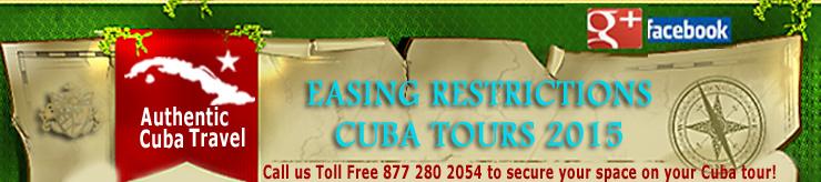 Newsletter Summer 2015. Easing USA- Cuba Legal Travel Restrictions